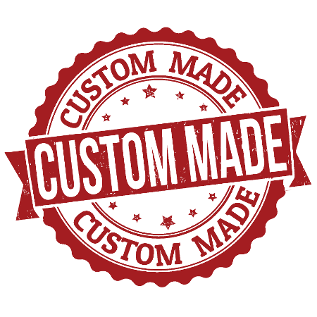 Custom made solutions
